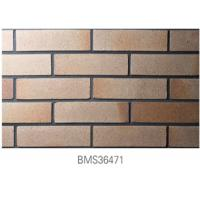 Buy cheap Exterior Thin Brick Clay Materials For Home Building Free Sample from wholesalers