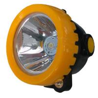 Buy cheap KL3LM(G) high power led miner cap lamp 10000Lux 3Ah roduct from wholesalers
