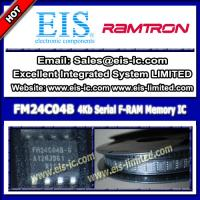 Buy cheap FM24C04B -  Ramtron -  IC FRAM 4KBIT Serial I2C 1MHZ SOIC-8 - sales006@eis-ic.com from wholesalers