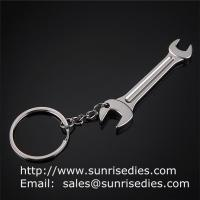 Buy cheap Metal tool lever key ring, metal wrench lever tool key holder keychains wholesale, from wholesalers