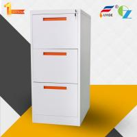 Buy cheap Luoyang factory supply KD 3 drawer filing cabinet / vertical file cabinet product