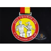 Buy cheap 3D Design Custom Running Riding Sports Medals For Schools Color Run Medal 50mm Size from wholesalers