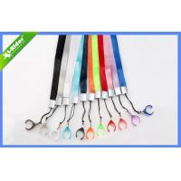 Buy cheap Custom E-Cigarettes Accessories , Polyester Ego Lanyard Necklace With Ring from wholesalers