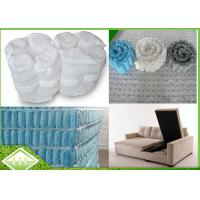 Buy cheap Harmless Non Woven Interlining Fabric for Sofa and Mattress Lining Fire Protection from wholesalers