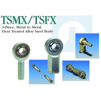 Buy cheap TSMX / TSFX Precision Stainless Steel Rod Ends With Heat Treated Alloy Steel Body from wholesalers