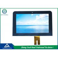 Buy cheap 10 Inch LCD Touch Screen Sensor Sensitivity Durability Touch LCD Panel from wholesalers