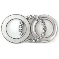 Buy cheap Axial Single Thrust Ball Bearing Low Friction Precision 51408 For Jacks from wholesalers
