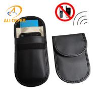 Buy cheap 3G 4G Mobile Cellular Phone RF Signal Shielding Blocker Jammer Bag,ID Card Bank Cards Remote Car Keyless Protection Bag from wholesalers