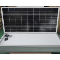 China High Frame Resistant Solar Photovoltaic Panels 135W 25 Years Warranty on sale