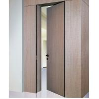 Buy cheap Italy Desgins Cool Aluminum Frame Hidden Front Doors System Solution in Houses from wholesalers
