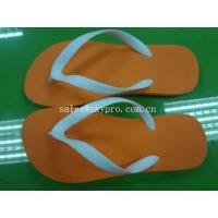 Buy cheap Orange Solid Color EVA Foam Sheet Heat Transfer Printing For Outdoor from wholesalers