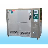 Buy cheap Electronic 8 Fluorescent UV Test Chamber / UV Lamp Chamber 1220mm Wave Length product