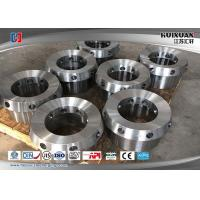 Buy cheap Carbon steel 1040 , 45# hold-down nut , 1040 nut Open Die Forgings EF+LF+VD from wholesalers