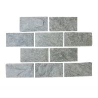 Buy cheap Natural Green Quartzite Mushroom Slate Stone Veneer/ Wall Panel/ Culture Stone  for Wall Decoration From China Supplier from wholesalers