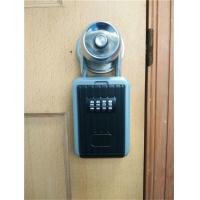 Portable Key Security Outdoor Key Safe Box Hold 10 Keys Large Capacity