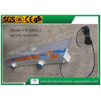 Buy cheap Various Sizes Water Fountain Parts Plastic Waterfall Blade Multi Function from wholesalers