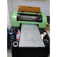 Buy cheap Digital Flatbed Screen Full Color A3 LED UV Printer for Bamboo / Billboards / Foam from wholesalers