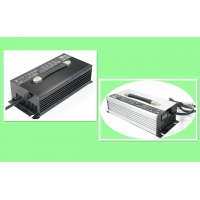 Buy cheap AGM battery charger 24V 28.8V 29.4V 50A, high quality and efficiency, 5.5kg portable aluminum case from wholesalers