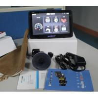 Buy cheap 5 Inch Bluetooth MP3 Portable GPS Navigation Systems CVBS / PAL / NTSC from wholesalers