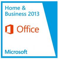 Buy cheap 1 User Microsoft Office 2013 Home And Business License Key Digital Download from wholesalers