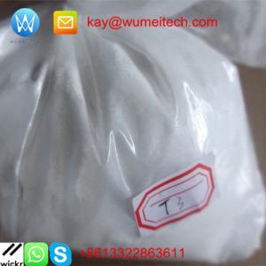 Buy cheap Chemical Pure T4 Powder Levothyroxine Pharma L-thyroxine CAS NO. 51-48-9 product