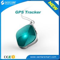 Buy cheap Triple positioning Luggage mini gps tracker with SOS button GPS Tracking system from wholesalers