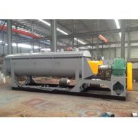 Buy cheap 380V Vacuum Paddle Sludge Dryer Industrial Drying Machine Energy Saving from wholesalers