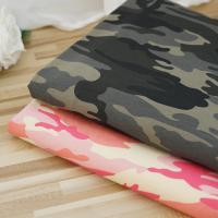 Buy cheap Cheap Stretch Cotton Spandex Colores Military Camouflage Fabric from wholesalers