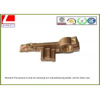 Buy cheap Precision Brass Metal Forging Process CNC Machined Parts For Crane product