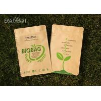 Buy cheap Plant Based Biodegradable Packaging Bags For Organic Natural Food Eco - Friendly Printing from wholesalers