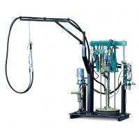 Buy cheap Higher Efficiency Sealant Spreading machine for insulating glass sealing machine insulating glass production line from wholesalers