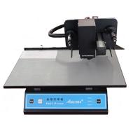 Buy cheap Digital notebook cover Hot foil stamping printing machine product