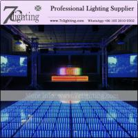 Buy cheap Infinity 3D LED Dance Floor Tile Event Wedding Party Rental Lighting Equipments from wholesalers