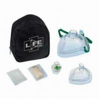 Buy cheap CPR Pocket Resuscitator First-aid Kit with One Way Valve and 3m Filter Protection from wholesalers