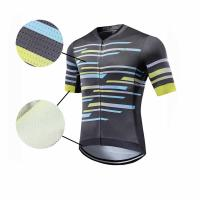 Buy cheap Women's/Men's Custom Cycling Jersey Short Sleeve from wholesalers