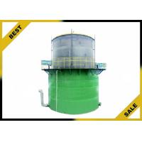 Buy cheap Vertical Cylindrical Biogas Digester Equipment , Biogas Storage Cylinders  Customized from wholesalers
