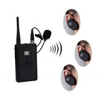 Buy cheap Wireless portable radio guide system Tour Guide system for tourist attraction/factory tour from wholesalers
