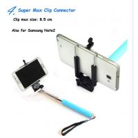 Buy cheap Smartphone Selfie Stick Monopod , Cable Take Pole Handheld Monopod from wholesalers