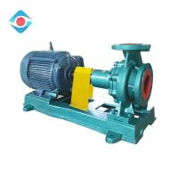 Buy cheap Anti - Corrosion Horizontal Chemical Pumps Single Stage End Suction Customized from wholesalers