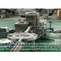 Buy cheap 20 ml, 10 ml galss bottle eye drops filling  capping machiney from wholesalers
