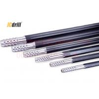 Buy cheap R32 Steel Drill Rod Thread Types For Drifting Tunnelling 610-6400mm Length from wholesalers