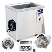 Buy cheap Stainless Steel Ultrasonic Cleaning Machine For Machinery Parts / Oil Seal / Screw And Spring from wholesalers
