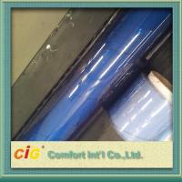 Buy cheap Waterproof Vinyl PVC Transparent Film No Stick PHR Thickness product