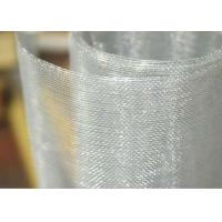 Buy cheap Aluminum Alloy Bug / Fly Screen Mesh Low Melting Point For Window And Filter from wholesalers