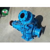 Buy cheap 3 Inch Abrasive Heavy Duty Slurry Pump With Rubber Coated Impeller 5 - 118m Head from wholesalers