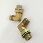 Buy cheap Hexagon Male Thread 1BG9-06OG Male Female Hose Connector from wholesalers