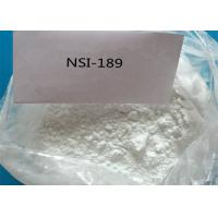 Buy cheap Nootropic Powder NSI-189 For Enhance Cognition CAS 1270138-40-3 from wholesalers