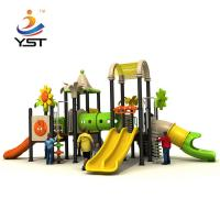 Buy cheap Community Kids Backyard Slide 970 * 630 * 440 Cm High Temperature Baking Finished from wholesalers