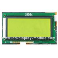 Buy cheap COB LCM Graphic LCD Module 192 x 64 5V STN Y/G LED backlight with parallel interface from wholesalers