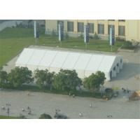 Buy cheap Outdoor Aluminum Canopy  Tent , Ground Anchor Clear Span Tent 25m X 50m from wholesalers